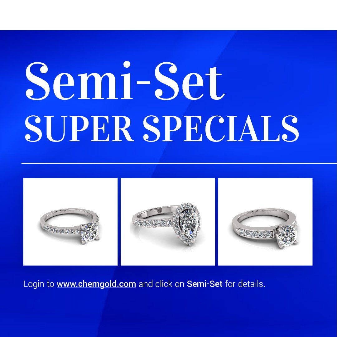 Chemgold | See our current semi-set super specials