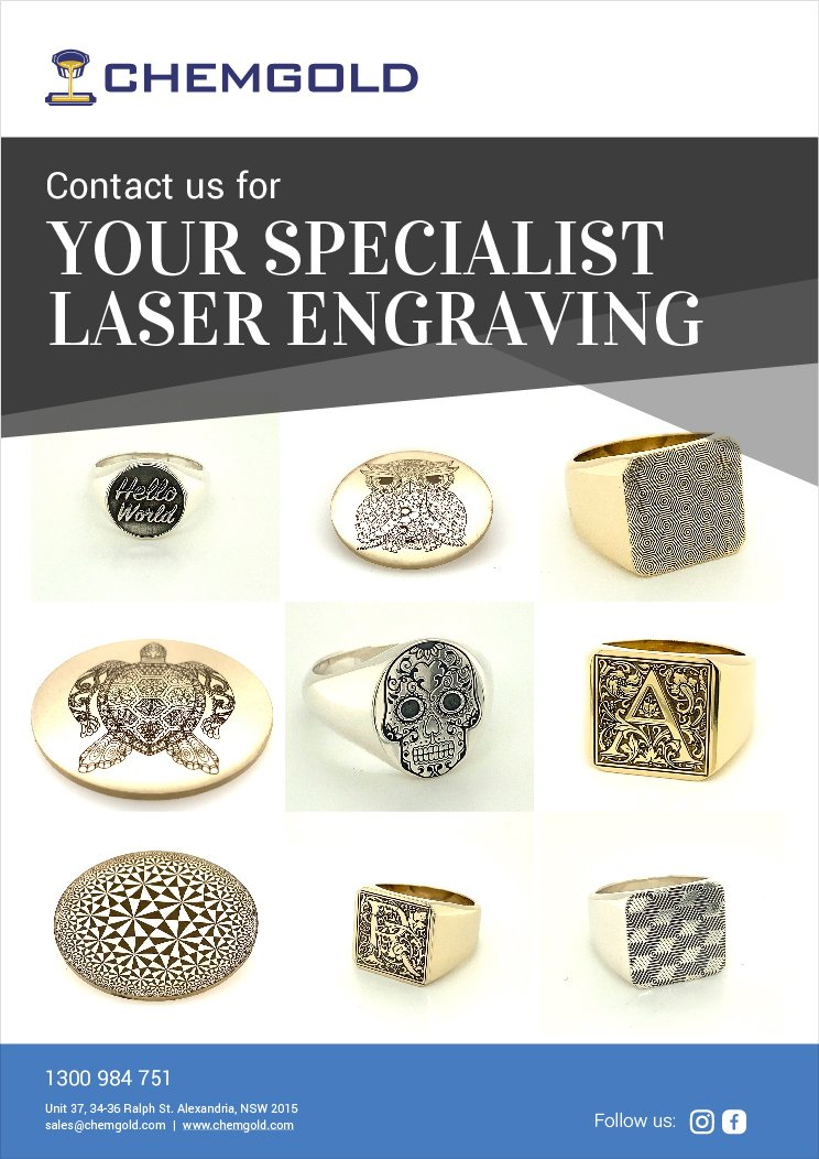 Chemgold -  Your Specialist in Custom Engraving