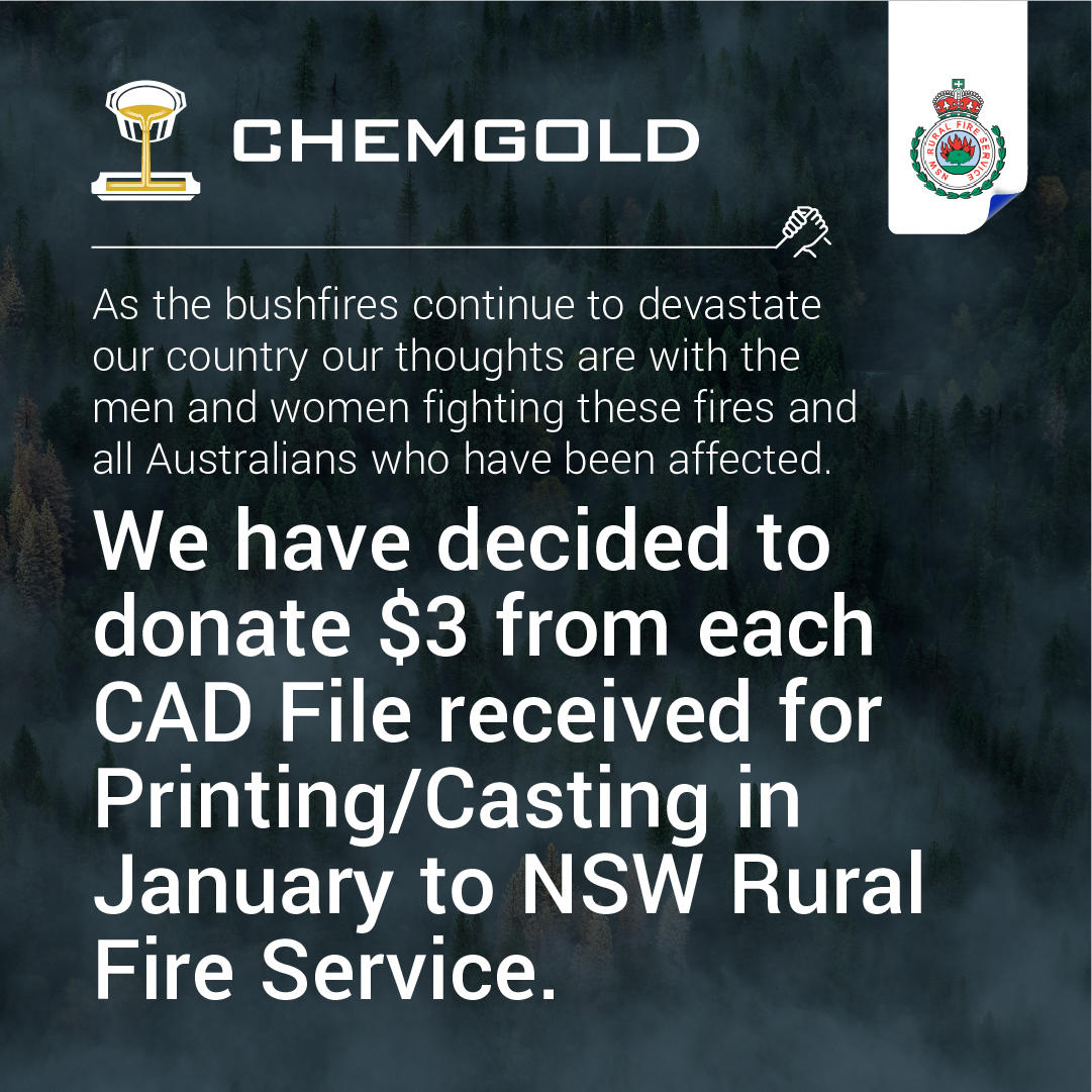 Chemgold Supporting NSW Rural Fire Service