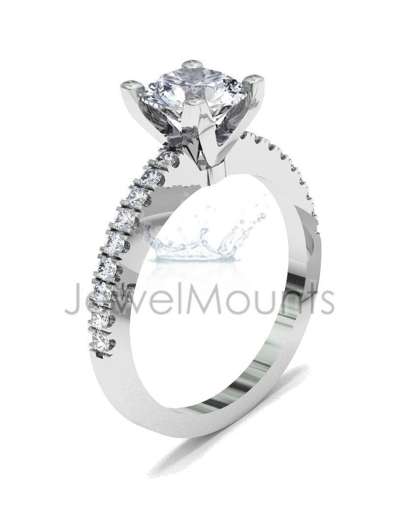 an pave true quilted rings french ring charming to ode a engagement setting love