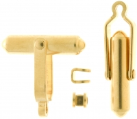 9YG Cuff Link - Click for more info