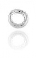 9WG Jump Ring Open 4mm - Click for more info