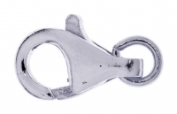 18WG Lobster Clasp 16mm - Click for more info