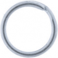 SS Split Ring 6mm - Click for more info
