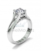 Starter Pack Sterling Silver CZs Rhodium Plated - Click for more info