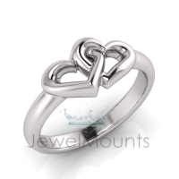 Heart Ring - Click for more info