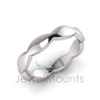 Plain Stackable Band - Click for more info