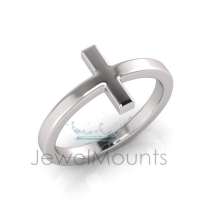 Cross Ring - Click for more info
