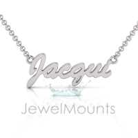 Order Jacqui or Request Custom Name Pendant - Click for more info