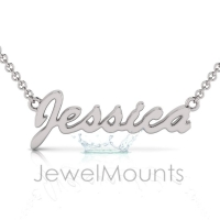 Order Jessica or Request Custom  Name Pendant - Click for more info