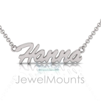 Order Hanna or Request Custom  Name Pendant - Click for more info