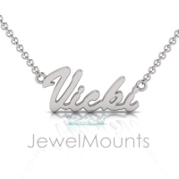 Order Vicki or Request Custom  Name Pendant - Click for more info