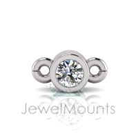 Round Bezel Link - Click for more info