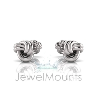 Knot Cufflinks - Click for more info