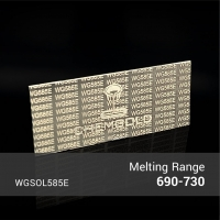 Standard White Gold Solder Easy - Click for more info